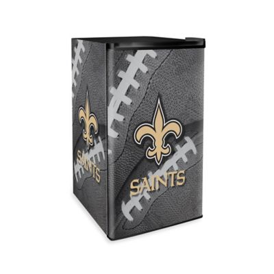 NFL New Orleans Saints Countertop Height Refrigerator