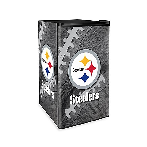 Countertop Height Fridge : ... Steelers Countertop Height Refrigerator from Bed Bath & Beyond