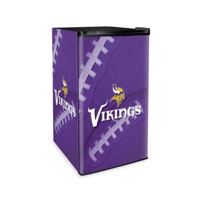 NFL Minnesota Vikings Countertop Height Refrigerator