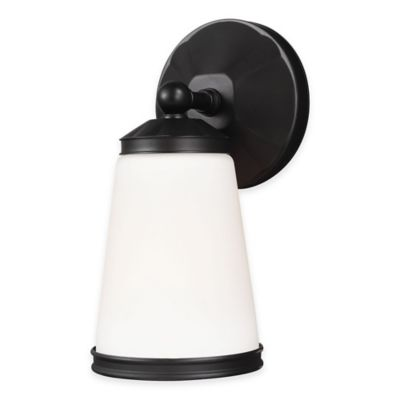 Feiss® Eastwood 1-Light Wall Sconce in Oil Rubbed Bronze