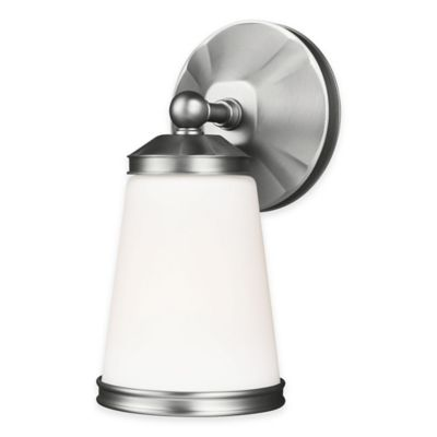 Feiss® Eastwood 1-Light Wall Sconce in Satin Nickel