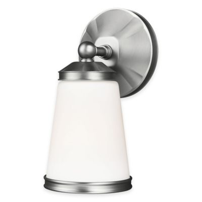 Shadow-Free Wall Sconce