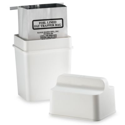 The Fat Trapper Grease Disposal System