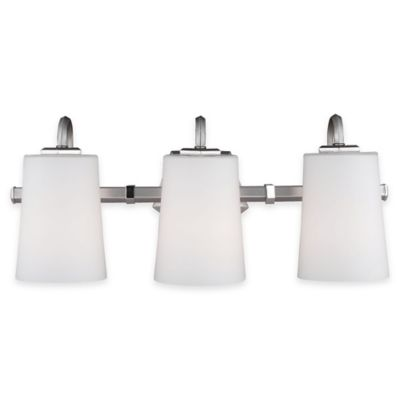 Feiss® Pentagram 3-Light Vanity Light