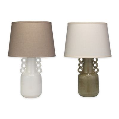 Jamie Young Circus Table Lamp in Taupe