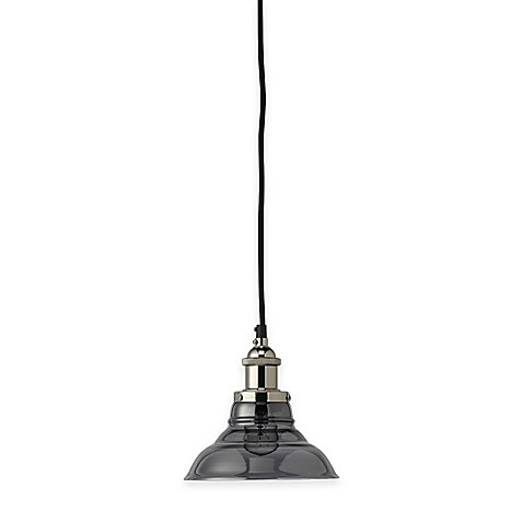 Jamie young factory bell 1 light pendant for Jamie young lighting pendant