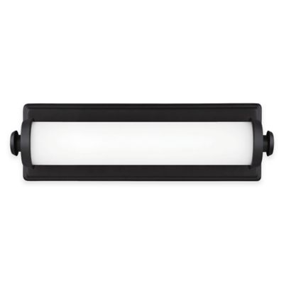 Feiss® Edgebrook 15-Inch LED 1-Light Wall Sconce in Oil Rubbed Bronze