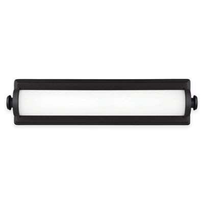 Feiss® Edgebrook 18-Inch LED 1-Light Wall Sconce in Oil Rubbed Bronze