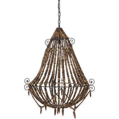 Brown Chandeliers