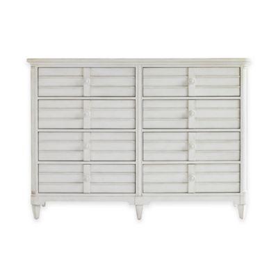 Stanley Furniture Cypress Grove Dresser in White