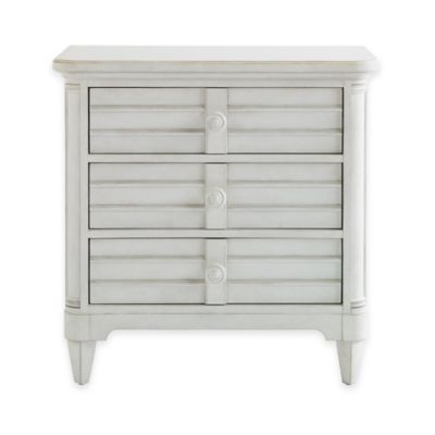 Stanley Furniture Cypress Grove Nightstand in White