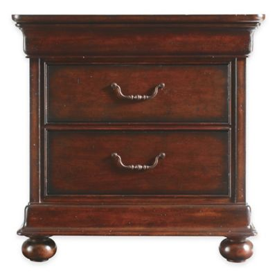 Stanley Furniture Louis Philippe Nightstand