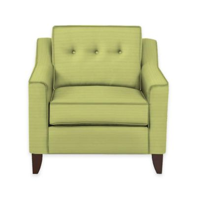 Klaussner® Audrina Upholstered Chair in Sage