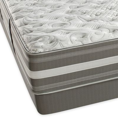 Beautyrest® World Class® Heritage Pines Extra Firm Low Profile King Mattress Set