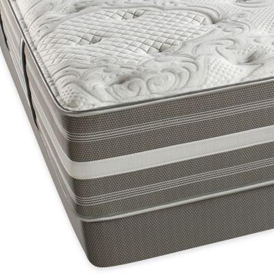 Beautyrest® World Class® Heritage Pines Luxury Firm Low Profile Queen Mattress Set