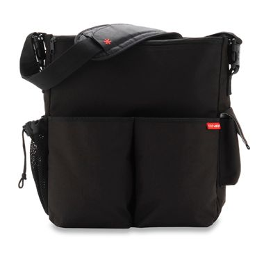 SKIP*HOP® Duo Deluxe Edition Diaper Bag in Black