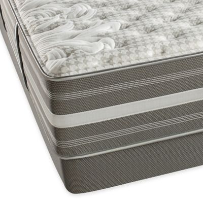 Beautyrest® World Class® Stonecrest Ultimate Firm Low Profile Split Queen Mattress Set