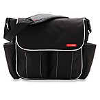 SKIP*HOP® Dash Deluxe Edition Diaper Bag in Black