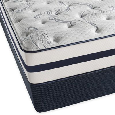 Beautyrest® Recharge® Wynfair Plush Low Profile California King Mattress Set