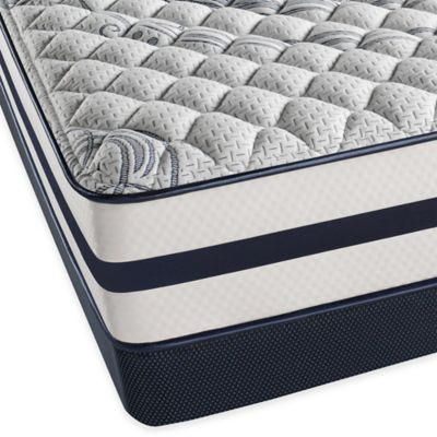 Beautyrest® Recharge® Windchase Luxury Firm Low Profile Full Mattress Set