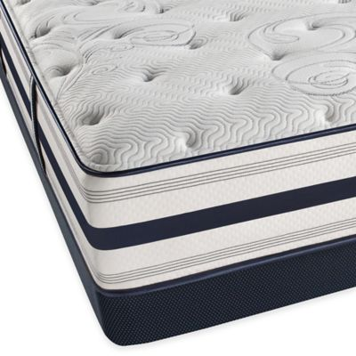 Beautyrest® Ultra Carramore Plush Low Profile Twin Mattress Set