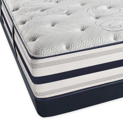 Beautyrest® Ultra Carramore Luxury Firm Low Profile Twin Mattress Set