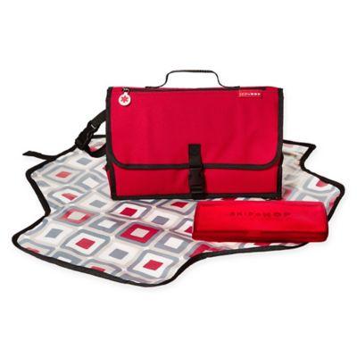 SKIP*HOP® Pronto Mini Changer in Red