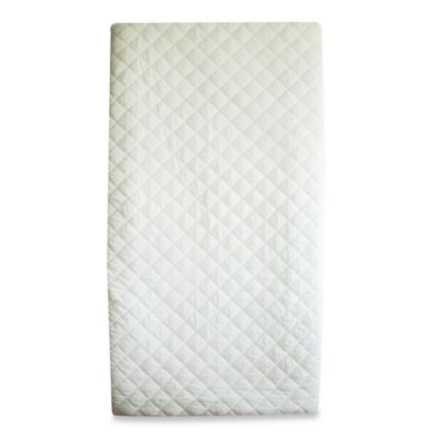 BE Basic™ Allover Quilted Crib Mattress Pad