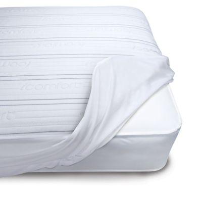 Serta® iComfort Premium Comfort Stripe Crib Mattress Pad