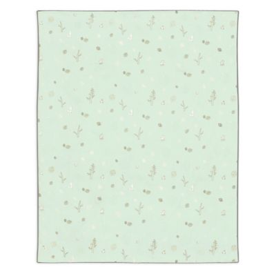 Babyletto Tranquil Woods 2-in-1 Play and Toddler Blanket