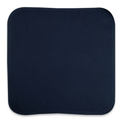 BE BASIC™ Thermal Knit Receiving Blanket in Navy