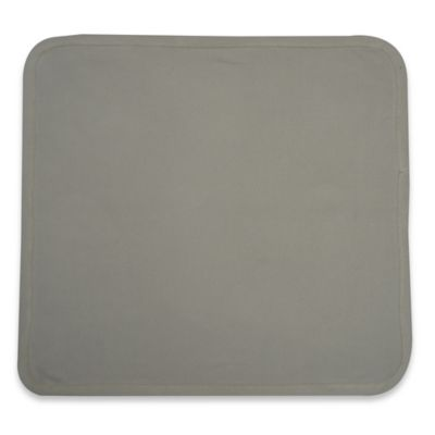 BE BASIC™ Thermal Knit Receiving Blanket in Grey