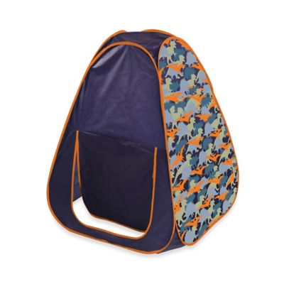 Discovery Kids™ Camouflage Dinosaurs Pop-Up Tent