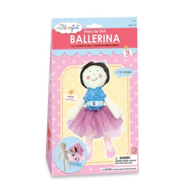 My Studio Girl™ Ballerina Dress-Up Doll