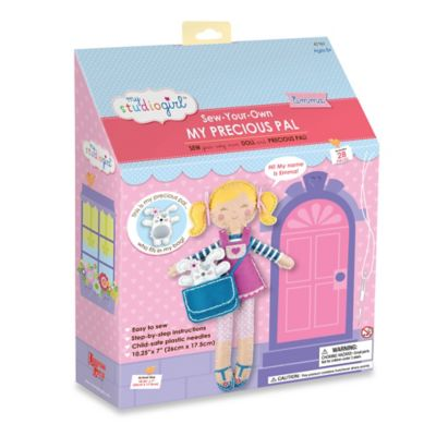 My Studio Girl™ Sew-Your-Own Precious Pal - Emma (Blonde)
