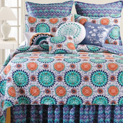 Zarina Reversible Twin Quilt