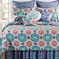 Zarina Reversible Quilt Bed Bath Amp Beyond
