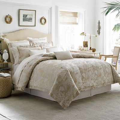 Tommy Bahama® Mangrove Queen Comforter Set in Neutral