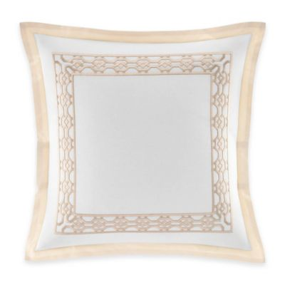 Tommy Bahama® Mangrove Square Throw Pillow in Neutral
