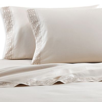 Tommy Bahama® Mangrove Queen Sheet Set in Ivory