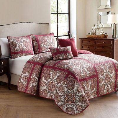 Victoria Classics® Istanbul King Quilt Set