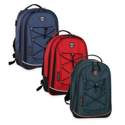 Timberland® Claremont Backpack in Red/Black