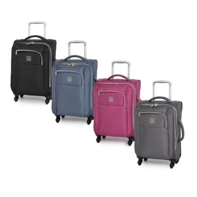 it Luggage MegaLite™ X-Weave 22.5-Inch 4-Wheel Carry On Spinner in Grey