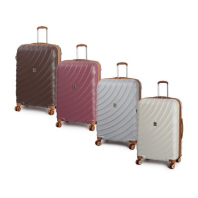 it Luggage Zeus 27-Inch 8-Wheel Expandable Duralition™ Spinner in Roan Rouge