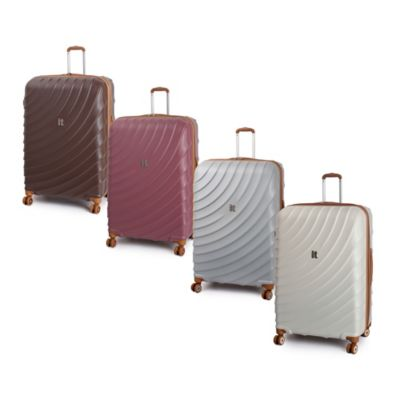 it Luggage Zeus 30-Inch 8-Wheel Expandable Duralition™ Spinner in Roan Rouge