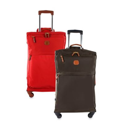 Bric's X-Bag X-Travel 30-Inch 4-Wheel Spinner in Red