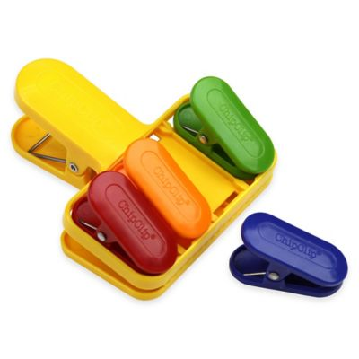Chip Clip Mother Clip 5-Piece Set