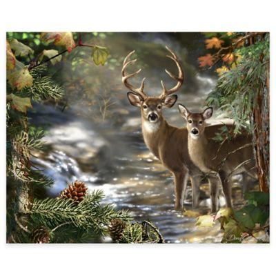 Deer Creek 12-Inch x 15-Inch Glass Cutting Board