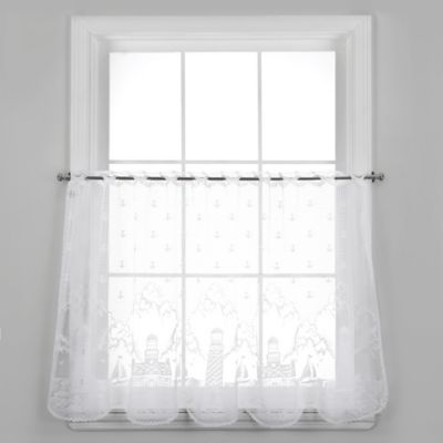 Heritage Lace® Lighthouse 36-Inch Window Tier