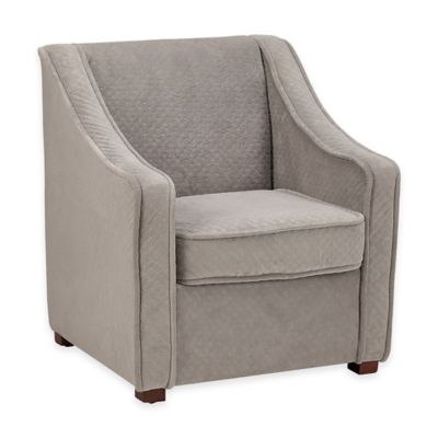 Linon Home Children's Armchair in Dove Grey